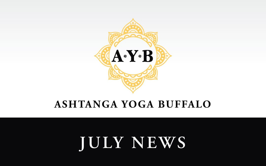 July News from AYB